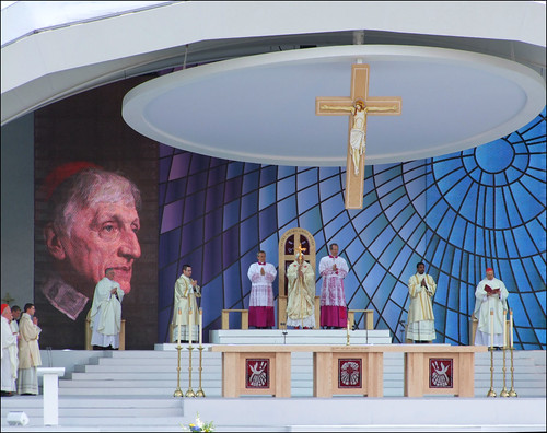Papal Visit: Beatification by Simon_K, on Flickr