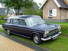 1966 Fiat 2300 Francis Lombardi 114B (Davydutchy) Tags: pope vatican holland netherlands car classiccar fiat nederland papa pabst friesland popemobile lombardi appelscha papal klassiker fryslân 2300 oldtimerdag pausmobiel francislombardi al4310 sidecode1