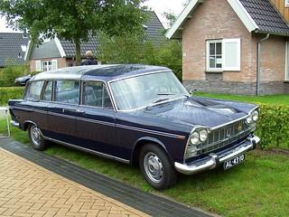 1966 Fiat 2300 Francis Lombardi 114B