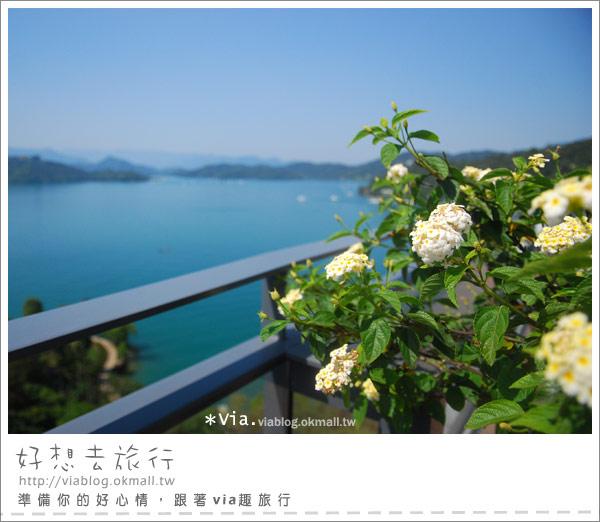 【南投】欣賞日月潭最美角度的餐廳~雲品酒店雲月舫20