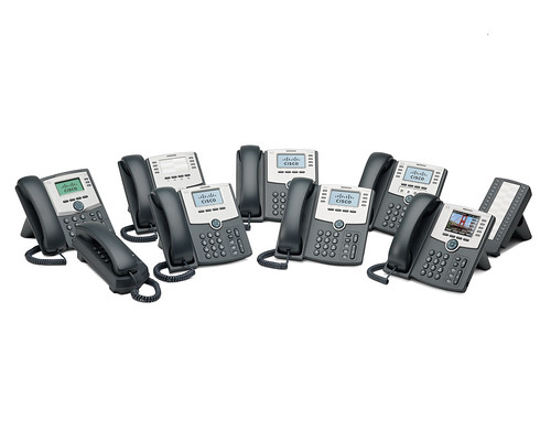Cisco SPA300 and 500 Series IP Phones