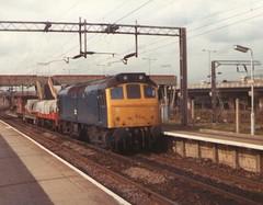 bescot 25289 (brianhancock50) Tags: train railway sulzer class25