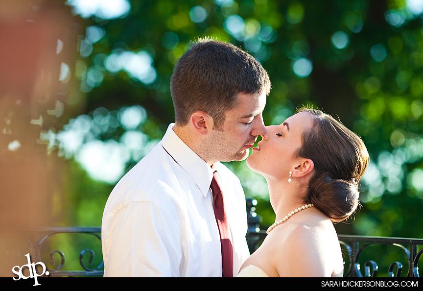 Kansas City wedding photographers Loose Mansion