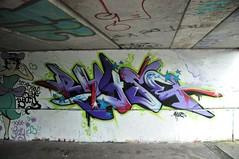 rhyse (Rhyse) Tags: hoorn graffiti gg crew gospel rhyse