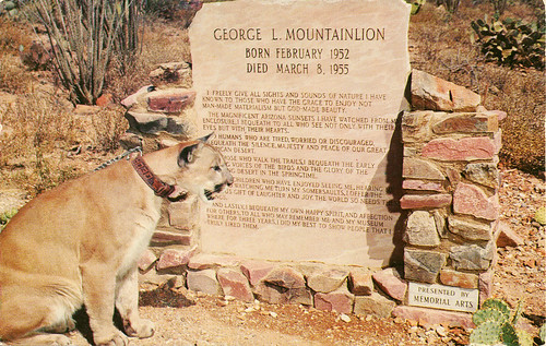 George L Mountainlion