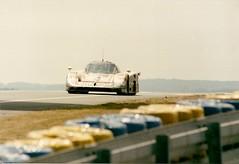 Jaguar XJR-9LM - Le Mans 1989 (mendaman) Tags: world sports tom championship racing mans le prototype 1989 jaguar twr xjr9 wspc xjr9lm walkinsaw