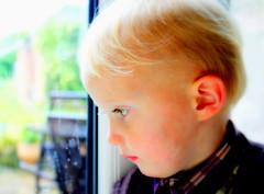 Pensive (ClareS76) Tags: uk family portrait england canon toddler child candid selftaught amateur 550d