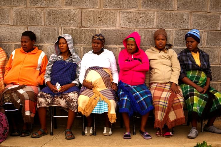Schwangere Frauen, Status unbekannt