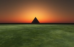 Sunrise Pyramid version 2