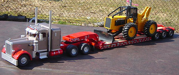 Wooden Toy Log Skidder : The world s best photos of tonka and toytrucks flickr