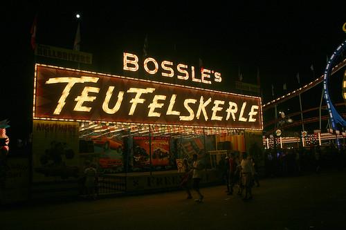 Bossle's Teufelskerlse