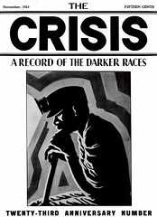 Cover of The Crisis Magazine - November, 1933 (vieilles_annonces) Tags: old news black history vintage magazine thirties 1930s scans african negro historic ephemera nostalgia american blackpeople historical americana colored articles oldphotos civilrights 30s blackhistory 1933 vintagephotos africans africanamericanhistory peopleofcolor vintagephotographs blackfolks vintagemagazine coloredpeople negrohistory blackpress blacknews