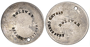 Boliver Counterstamp