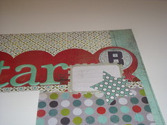 All Star (sweethappychick) Tags: boys scrapbooking sale page etsy swapbot madeit