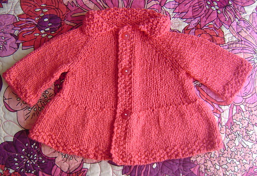 Baby Tiered Jacket