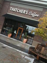 Thatchers Coffee in Vancouver Washington