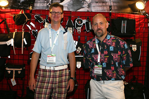 Interbike 2010 - The Banjo Brothers!