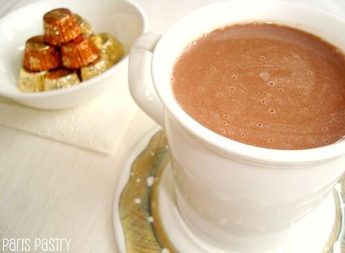 拉杜雷's Hot 巧克力