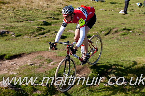 327 - Alan Dorrington  - Here Come The Belgians, Three Peaks Cyclo-cross 2010 - photo ID 101