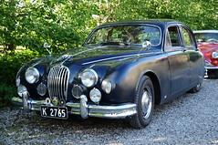Jaguar Mk. I 1956 (emfoto43) Tags: jaguar veteranbil veteranbiler emfoto43