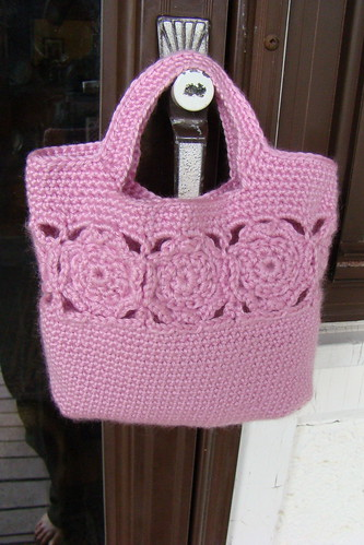 little pink purse