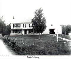 Taylor House in Dublin New Hampshire (Keene and Cheshire County (NH) Historical Photos) Tags: house home meadow hammock taylorhouse dublinnh dublinnewhampshire maryerobbe