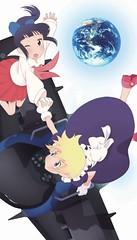 100928(2) - 漫畫《百合星人奈緒子美眉》確定改編成OVA動畫版,預定12/10正式推出!
