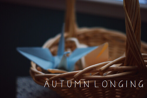 Autumn longing