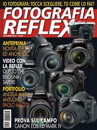 Copertina Reflex ottobre 2010