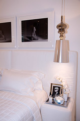 Slaapkamer wit (onlinehomedeco) Tags: bed schilderij accessoires ...