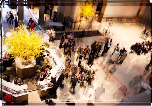 The Metropolitan Museum of Art. Hockneyed or Hackneyed?