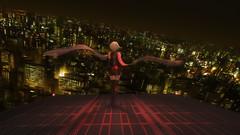 100929(2) - 由「押井守×川井憲次×Production I.G」黃金組合製作的3D立體動畫《Cyborg 009》將在10月5日首映!(4/5)