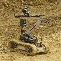 Dragon Runner Bomb Disposal Robot