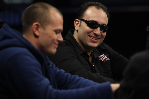 Ofir Mor Ben Klein Final Table