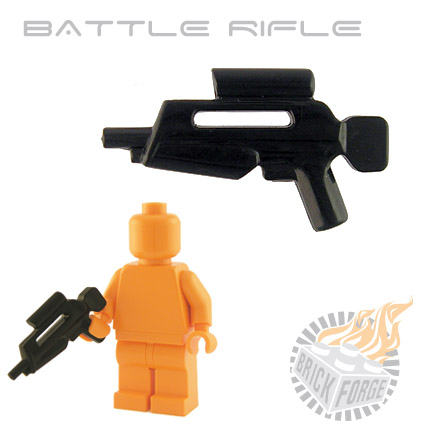 Battle Rifle - Black