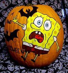 SpongeBob Pumpkin Painting by Denise A. Wells (Denise A. Wells) Tags: holiday cute halloween america painting festive pumpkin artwork colorful artist display pumpkins decoration spongebob centerpiece hauntedhouse halloweenhorror squarepants halloweenmask halloweenhorrornights paintedpumpkins halloweenpumpkin halloweenpumpkins pumpkinart pumpkinpainting halloweenfun spookyhalloween halloweenzombie halloweencartoons cutehalloween halloweenskull halloweenskulls porchpumpkins pumpkindecorations halloweencharacters pumpkinpaintingideas pumpkinpaintings uniquehalloweendecorations deniseawells halloweenhowto beautifulhalloween tagyeritcom coolhalloweenpumpkin uniquehalloweenpumpkins awesomehalloweenpumpkinpaintings masterpumpkinpainting handpaintedpumpkinart coolpumpkincenterpiece pumpkinartwork paintingonrealpumpkins colorfulpumpkinpaintings photosofpaintedpumpkin photosofpumpkinpaintings pumpkinpaintingphotos pumpkinpaintingpics howtopaintpumpkins howtomakeapumpkinpainting howtomakecoolpumpkinpaintings denyceangel40yahoocom funhalloweendecorations coolhalloweendecorations coolhalloween howtomakehalloweendecorations adorablehalloween prettyhalloween colorfulhalloweendecorations latesthalloweendecorations oneofakindhalloweendecorations scaryhalloweenpumpkins halloweenhauntedfunscaryterrifyingsillybloody brighthalloweendecorations zombihalloweenfest zombiescarebloodyscaryspookyfrighteningpranktricktreat trickortreatideas pumpkinpaintingdesigns