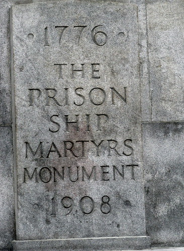 Prison Ship Martyrs Monument 2