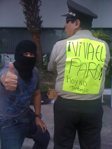 Golpe de Estado en Ecuador