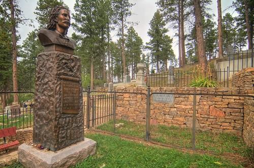 """Wild Bill"" Hickock's Grave"
