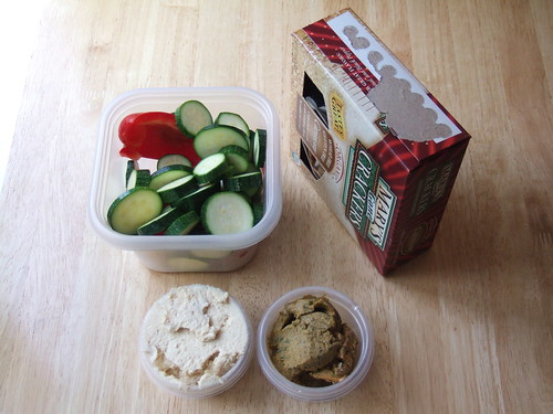 Friday snack lunch 007