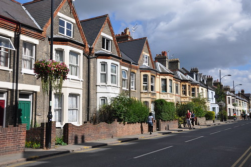 Mill Road Terraced Homes