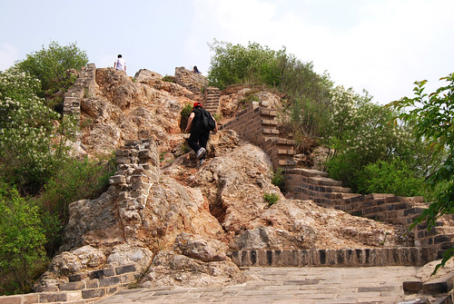 v66 - Chunlin Climbing Where the Wall Used to Be