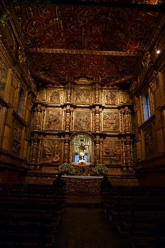 Templo de Santo Domingo de Guzman - Tunja, Colombia
