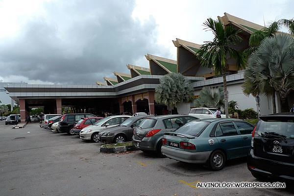 Touch down at Penang International Airport