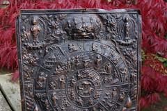Wheel of Life - Copper Thangka (TREASURES OF WISDOM) Tags: life nepal sculpture wheel museum bronze plaque wow asian religious temple mirror ancient worship shrine god buddha buddhist indian prayer chinese goddess buddhism mandala tibet collection prayerwheel copper ritual tibetan longevity spirituality om oriental spiritual hindu artifact healing paganism himalayas thangka deity shamanic votive himalayan wheeloflife yama artefact mantra namaste prayerflag asianart padma mythical tanka ancientworld 18c manjusri windhorse intresting eightauspicioussymbols phurba thankga lordbuddha ૐ indianbronze mortyhindu