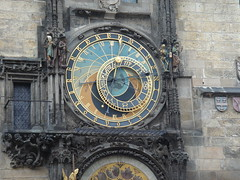 Clock Prague Main Square