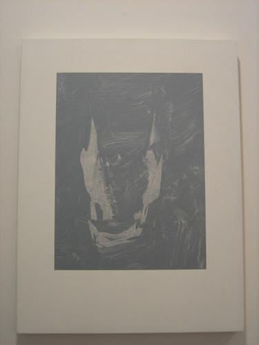 Gray Razor Painting