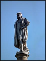 Columbus Circle NYC (efsb) Tags: columbus newyork statue manhattan columbuscircle
