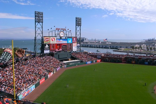 Giants vs. Padres