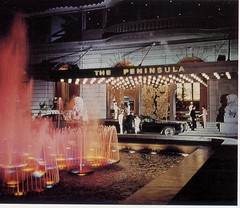 The Peninsula Hotel, Hong Kong (glen.h) Tags: vintage hongkong 60s hotels 1960s sixties thepeninsular